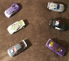 Attn Mustang Foxbody Lovers: 6 Hasbro Takara Transformers Assorted Cars Lot RARE