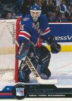 2001-02 Pacific #258 GUY HEBERT - New York Rangers