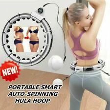 Smart Spinning Hula Hoop Magnetfeldtherapie Gewichtsverlust BauchFettverbrennung