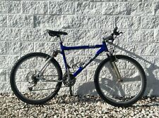 "GT LTS-3 Full Suspension Mountain Bike!~Vintage~RockShox~21 Speed~19"" Frame"