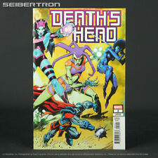 DEATHS HEAD #2 of 4 Variant Cover 2019 Mini-Series Marvel Comics DEATH'S HEAD