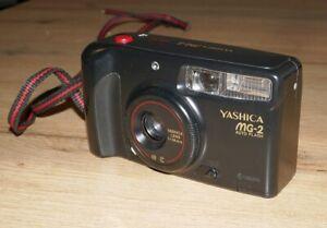 Yashica MG-2 with Yashica Lens f=34mm