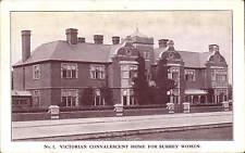 Bognor Regis. Victorian Convalescent Home for Surrey Women # 1.