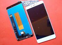 DISPLAY LCD+TOUCH SCREEN per XIAOMI REDMI NOTE 4 RICAMBIO VETRO BIANCO SCHERMO