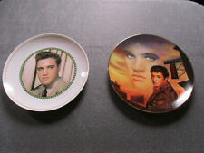 "Elvis Presley ""Heartbreak Hotel"" by Nate Giorgio Limited Collectors Plate 1992"
