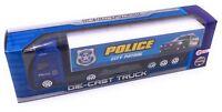 Polizei Police City Patrol LKW Einsatzfahrzeug Spielzeug Truck Laster