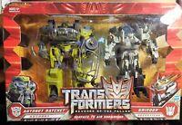 Transformers Revenge of the Fallen Ratchet Grindor 2 Pack NEW SEALED Voyager MIB