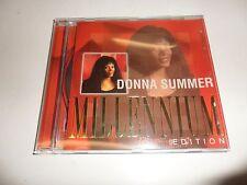 CD   Millennium Edition - Donna Summer