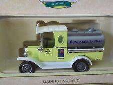 Lledo Promotional LP8045, Model T Ford Tanker, Bundaberg Sugar, Australia, cert