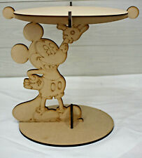 A09 CUPCAKE/CAKE MICKY STYLE STAND donut doughnut sweets wedding birthday party