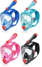 AQUA SPEED Kinder Schnorchelmaske Vollgesichtsmaske Taucherbrille Spectra 2.0