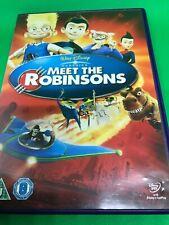 MEET THE ROBINSONS : DISNEY CLASSICS DVD - IN VGC (FREE UK P&P)