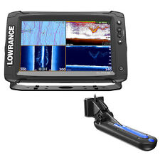 Lowrance Elite-9 Ti Chartplotter/fishfinder with Totalscan Tr... [000-13274-001]