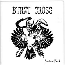Burnt Cross - Protest Punk 7""