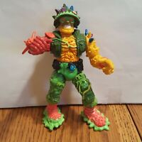 Vintage 1991 Toxic Crusaders Major Disaster Action Figure by Playmates