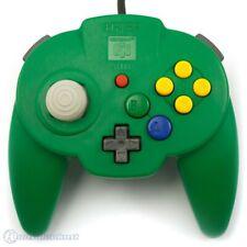 N64 - offiziell lizenzierter Controller / Pad #grün [Hori] JAP