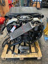 Mercedes Motor W140 500SE Bj. 93 167000 Km mit allen  Anbauteilen 11997012032449