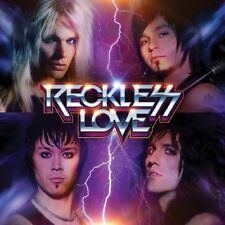 "RECKLESS LOVE ""Reckless Love"" CD import Finland 2010 Label: Mercury ‎– 2733094"