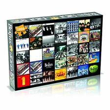 University Games 08409 The Beatles Album Covers 1000 Piece Puzzle