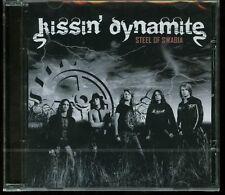 Kissin' Dynamite Steel of Swabia CD new jewel case EMI 50999 2 294292 0
