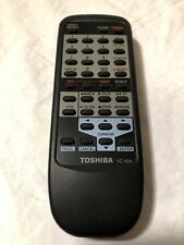 Toshiba VC-454 Remote Control Unit - Clean