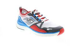 Skechers Ultra Groove 232251 Masculino Branco Vermelho Tênis Estilo De Vida