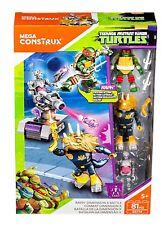 Mega Construx Teenage Mutant Ninja Turtles Ralph Dimension X Battle Building Set