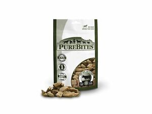 PureBites Beef Liver Freeze Dried Treats for Dogs 8.8 Ounces