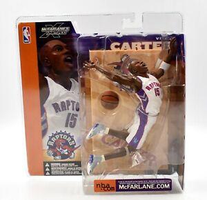 McFarlane Sports Picks NBA Series 1 - Vince Carter (White Jersey) Action Figure