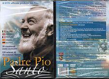 PADRE PIO SANTO - DVD (NUOVO-SIGILLATO)