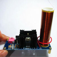 15W Mini Tesla Coil Plasma Speaker Kit Electronic Music Field Project Kit Apply