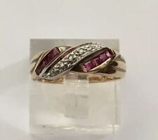 9 Carat Ruby Vintage Fine Rings (Unknown Period)