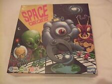 New Space Checkers Board Game 2012.