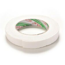 Double Sided White Foam Sticky Tape Roll Adhesive Super Strong 1.8*300cm *^