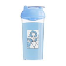 GamerSupps GG Waifu Cup Shaker VI TRAPPED Hot Girl Summer - IN HAND
