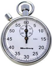 Wartburg 60 Minuten Rallye Stoppuhr Referenz 492 Gehäuse Durchmesser 50mm