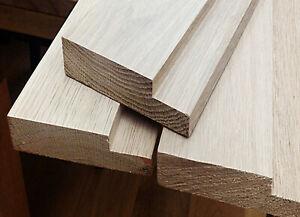 Solid American White Oak Rebated Door Linings