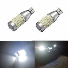 JDM ASTAR T15 White Error Free 360-Degree LED Backup Reverse Light Back up Bulbs