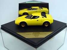 Vitesse 1:43 AV080B Lancia Stratos - Roadcar, gelb