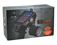 SPEKTRUM DX6R 6CH DSMR ANDROID POWERED RADIO SYSTEM W/ WIFI + BLUETOOTH SPM6410
