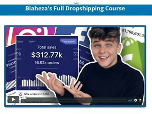 Biaheza's Dropshipping Course