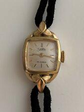 ZENTRA Damen Armbanduhr / handaufzug / 15 jewels