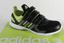 Adidas Hyperfast Sport Shoes Running Shoes Loafers Black/Yellow New