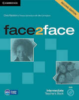 face2face Intermediate Teacher's Book with DVD by Redston, Chris|Clementson, The