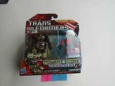 Hasbro Transformers  Power Core Combiners Steelshot Beacon