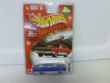 Hot Wheels Holiday Rods Limited Edition '67 Dodge Charger Blue/White 1/4