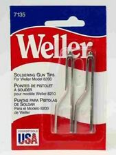 WELLER 7135W Solder Tip for 8200 Soldering Gun 1 PACK (2 TIPS)