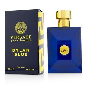Versace Dylan Blue After Shave Lotion 100ml Men's Perfume