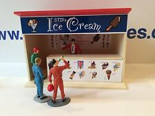 1:32 Scale Ice Cream Building...Slotcar, Ninco, Scalextric Carrera SCX Slot.it