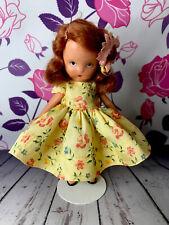 """vintage bisque nancy ann storybook dolls 5"""" Circa 1930's"""
